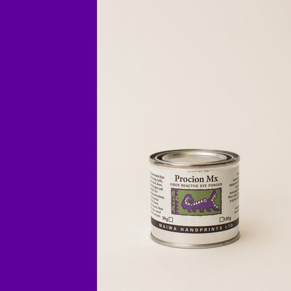 Procion MX Purple 30g (1.1  oz)