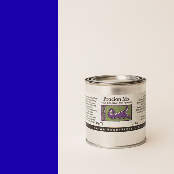 Procion MX Royal Blue 100g (3.6  oz)
