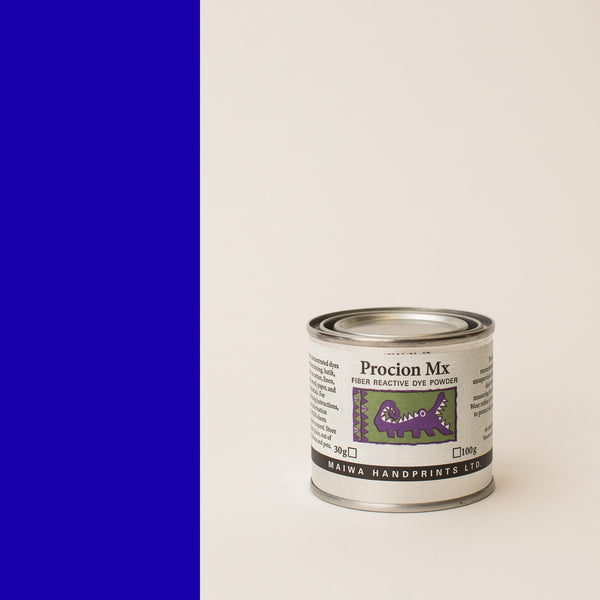 Procion MX Royal Blue 30g (1.1  oz)