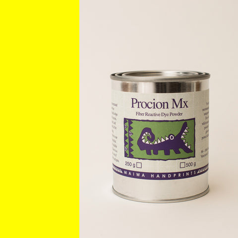 Procion MX Yellow 250g (8.9  oz)