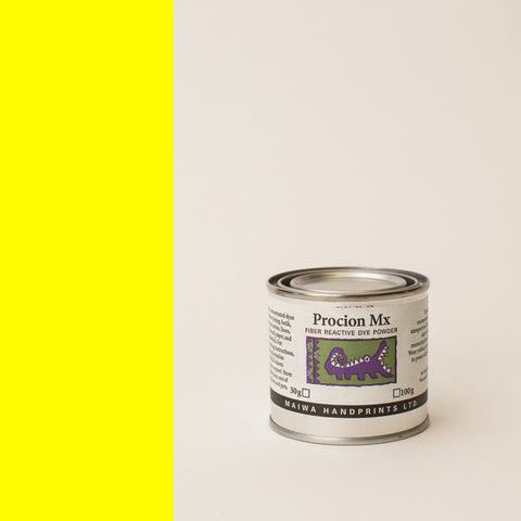 Procion MX Yellow 30g (1.1  oz)