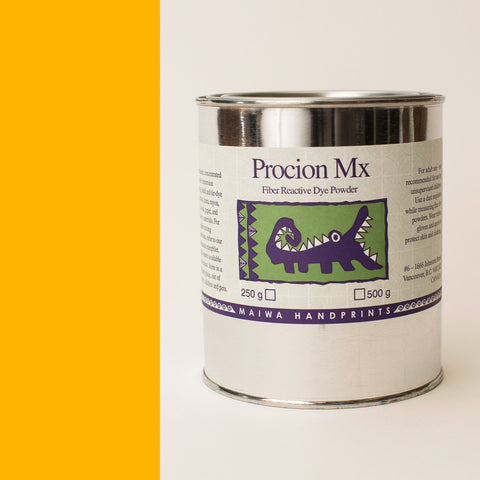 Procion MX Gold Yellow 500g (17.9  oz)