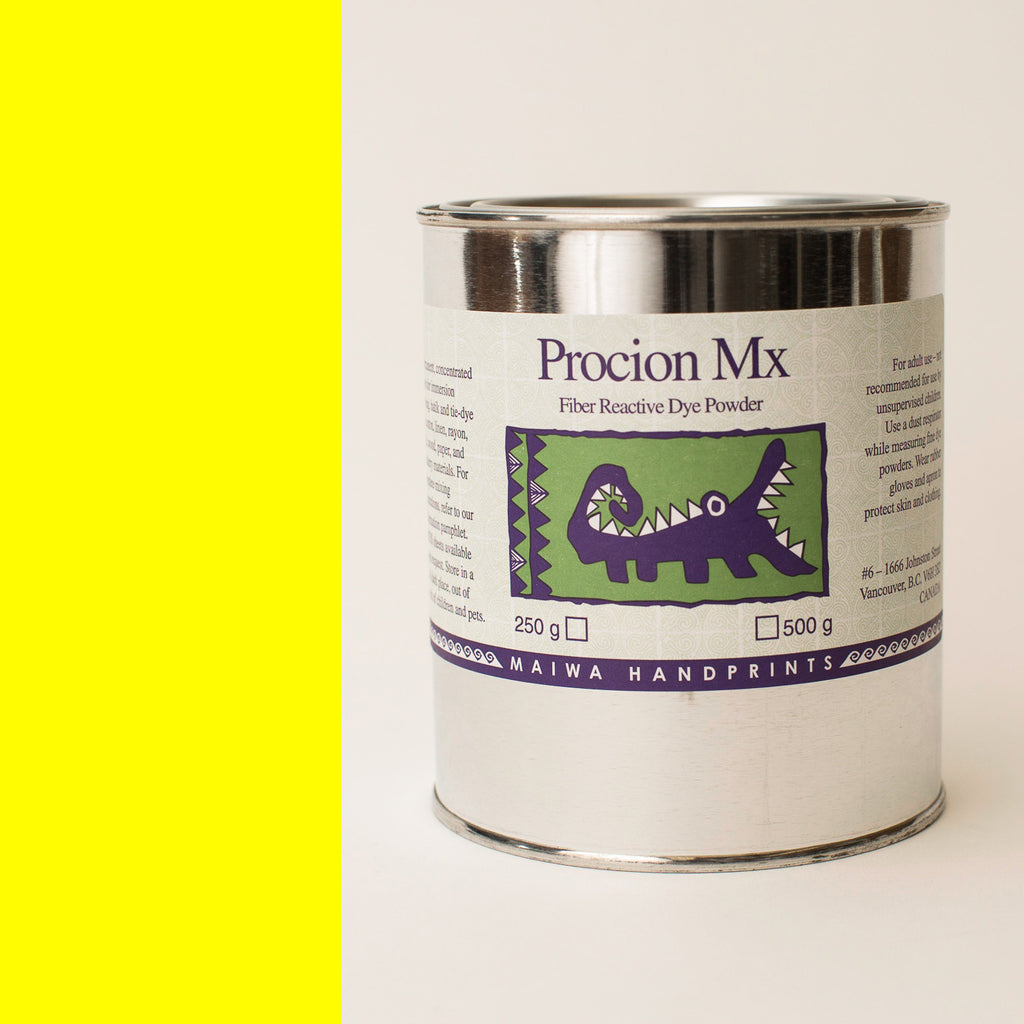 Procion MX Yellow 500g (17.9  oz)