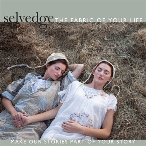 Selvedge Magazine #58 - Blue & White