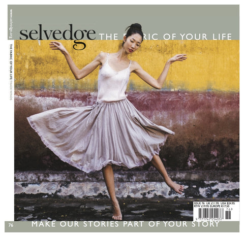 Selvedge Magazine #76 - Trade Winds