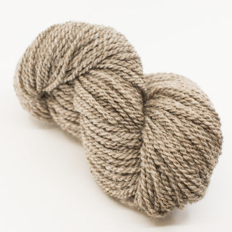 Wool 'Romney' by Solitude Yarn - Natural Truffle
