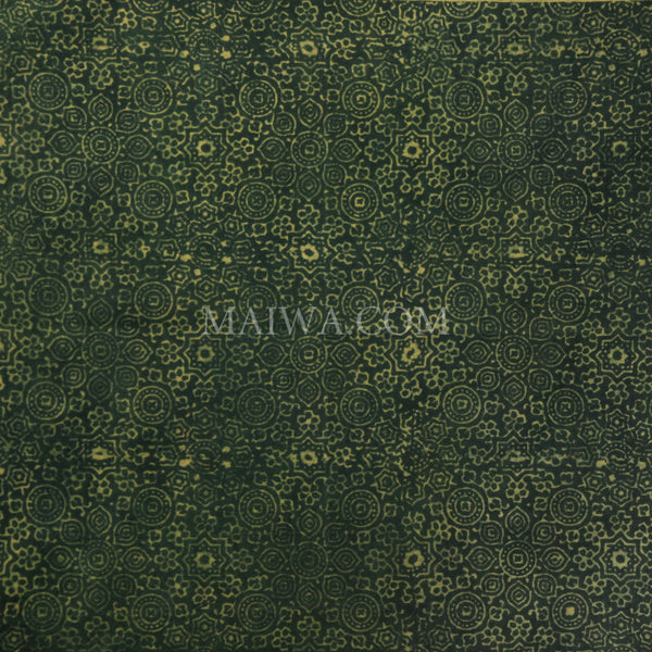 Organic Cotton Tablecloth - Ajrakh Patina