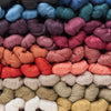 Honest Yarn Wholesale - Naturally Dyed Organic Linen - 90 Skeins - COBWEB