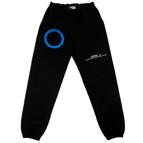 GERMS (GI) black - sweatpants