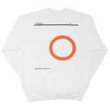 GERMS (GI) white - sweatshirt