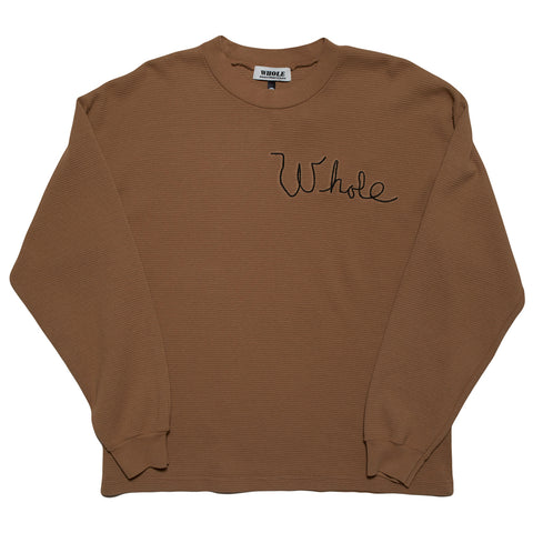 THERMAL LONG SLEEVE (gold)