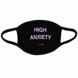 HIGH ANXIETY mask
