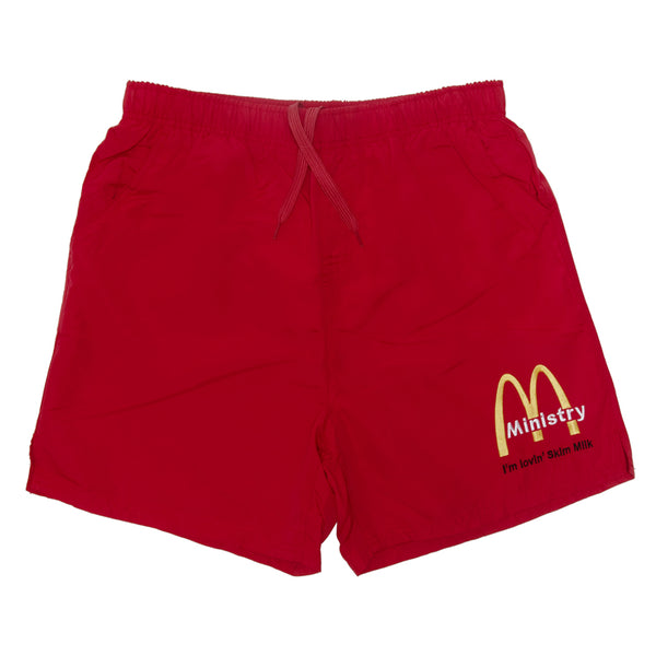 McINISTRY Swimming Trunks (Ministry Collab)