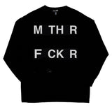 MTHR FCKR long sleeve t-shirt