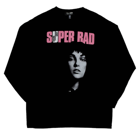 SUPER BAD (SASHA GREY COLLAB) long sleeve t-shirt