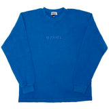THERMAL LOGO LONG SLEEVE (blue)