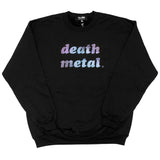 DEATH METAL sweater