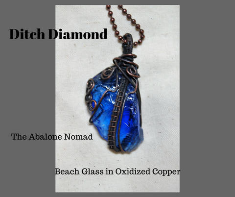 Ditch Diamonds: Beach Glass with a Twist