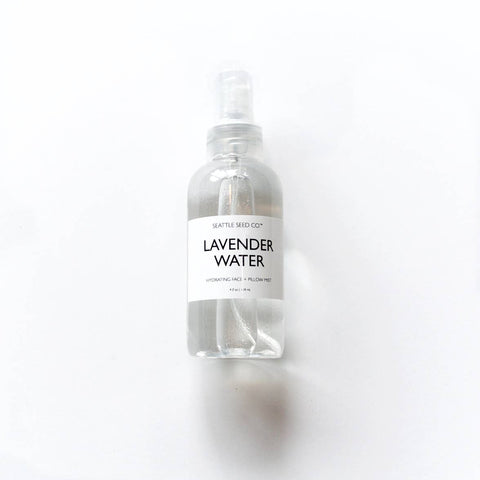 Seattle Seed Co. - Lavender Face + Pillow Mist