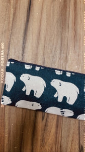 Bears Pencil Pouch Cases