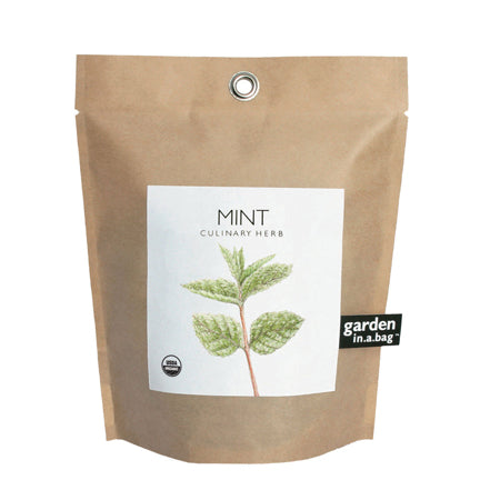Potting Shed Creations - Mint Garden in a Bag