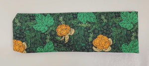 Salmonberry and Cloudberry Headbands