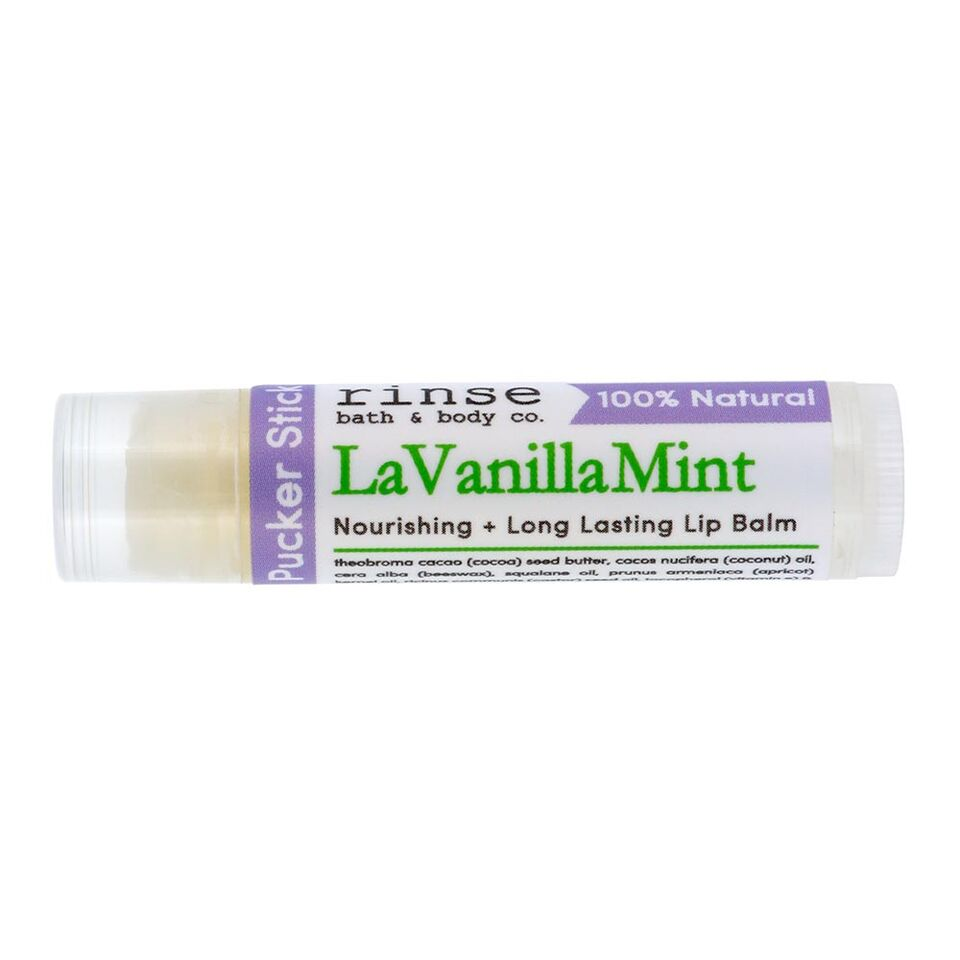 Rinse Bath Body Inc - Pucker Stick  - LaVanilla Mint