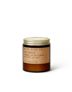 P.F. Candle Co. - Black Fig - 3.5 oz Mini Soy Candle