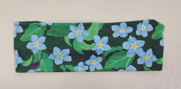 Forget Me Not Headbands