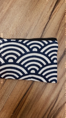 Ocean Wave Pencil Pouch Cases
