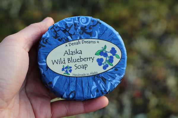 Wild Berry Soap Gift Pack
