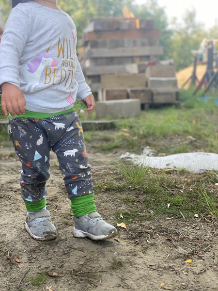 Woodland Grow-with-me Pants