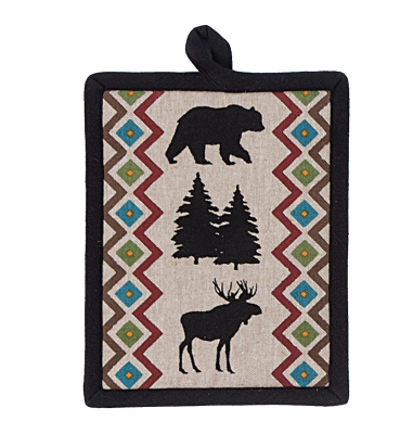 Wildlife Pot Holder