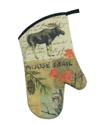 Wilderness Trail Moose Oven Mitt