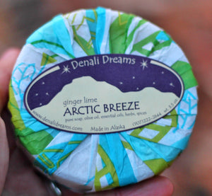Arctic Breeze Soap