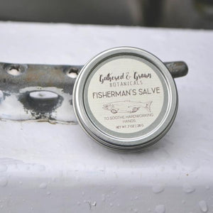 Gathered and Grown Botanicals - 1.4oz Fisherman's Salve