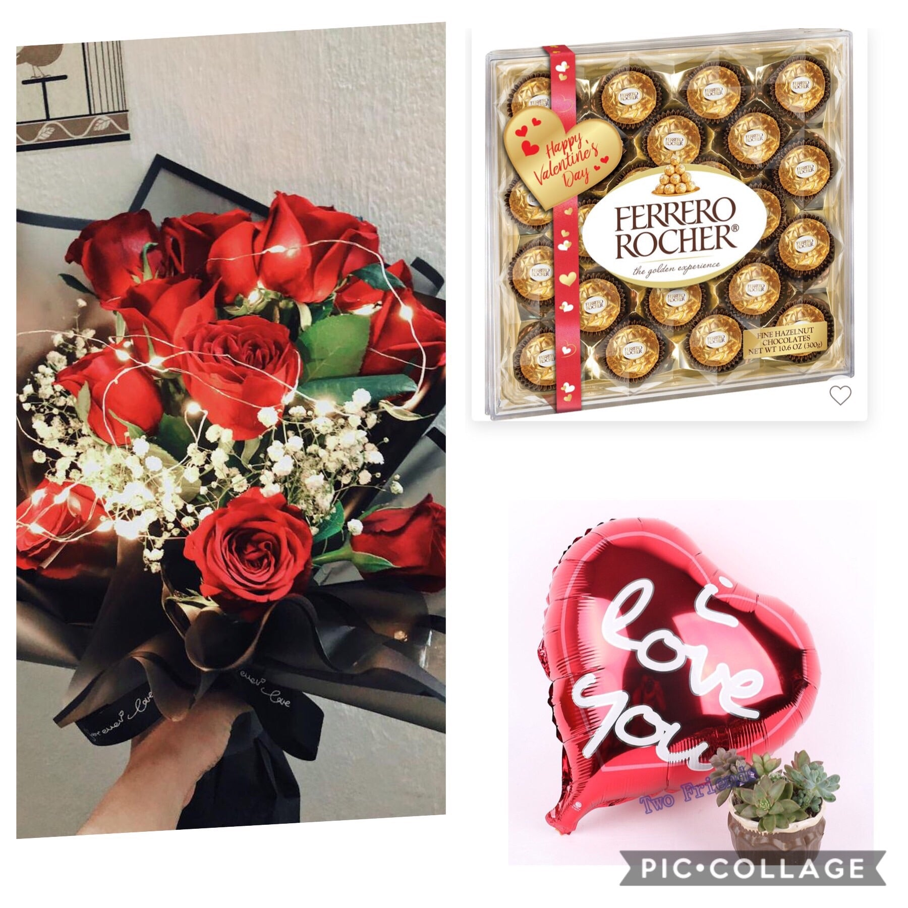 Romantic Valentine's Gift Set