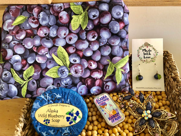 """Love you BERRY much"" Gift Set"