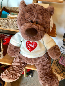 Lovely Valentine Bear