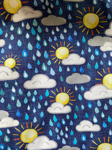 Sunshine and Rain Grow-with-me Pants