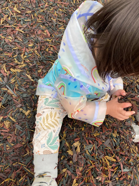Woodland Autumn Grow-with-me Pants