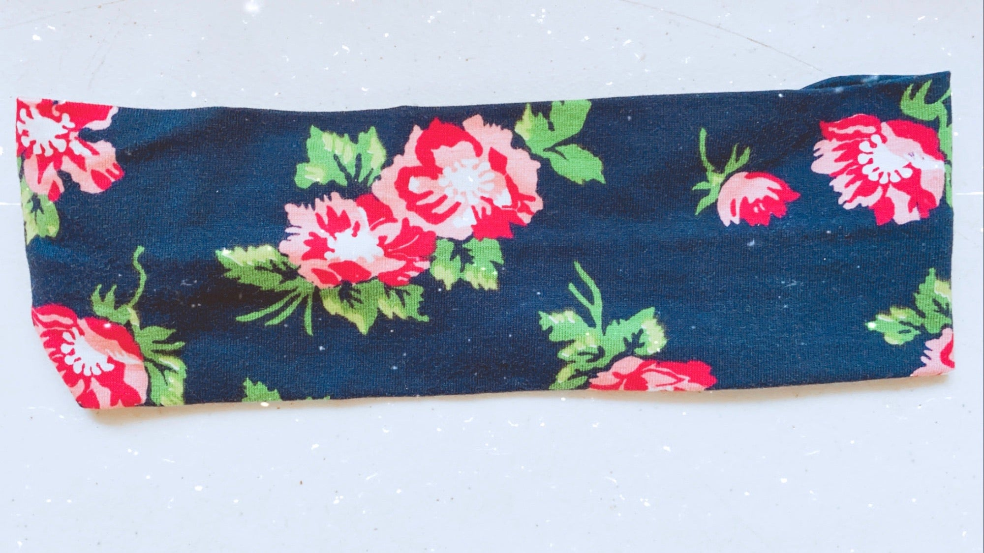 Love Story Floral Headbands