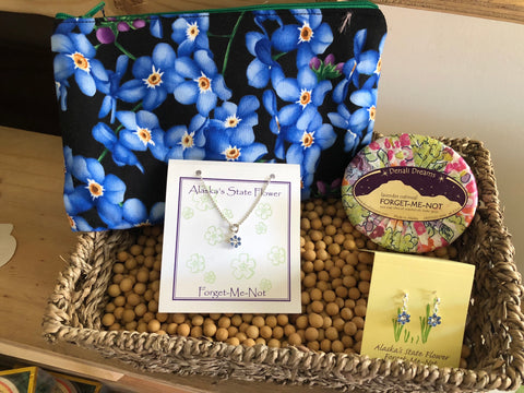 """Forget Me Not"" Gift Set"