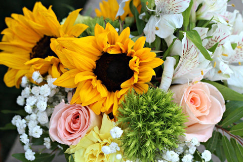 Designer's Choice Fresh Flower Arrangement