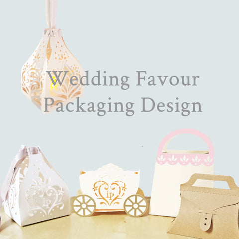 Wedding Favour Packaging Design