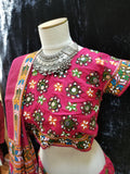 Gujarati Ghagra Set 10