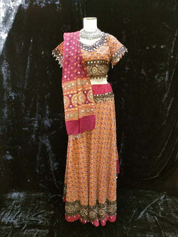 Gujarati Ghagra Set 11
