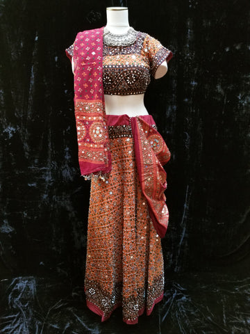 Gujarati Ghagra Set 14