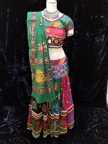 Gujarati Ghagra Set 1