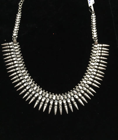 92.5% Silver Necklace